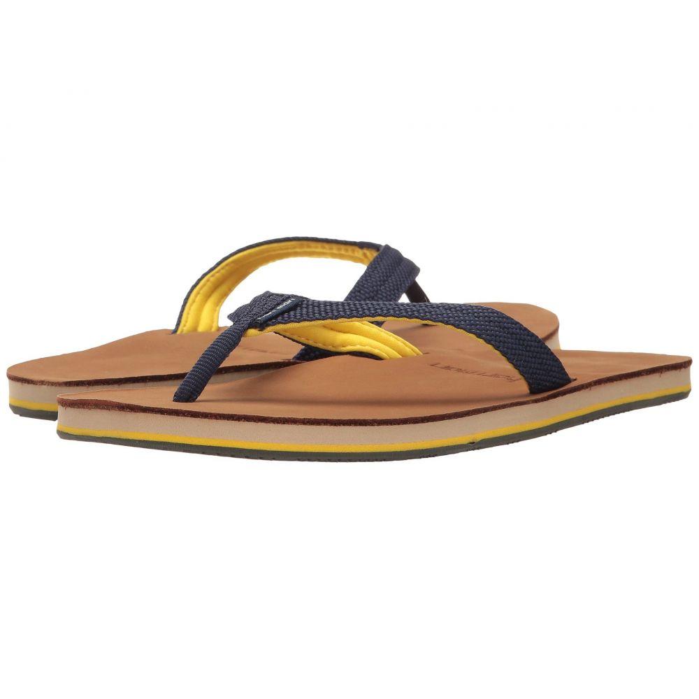 ハリマリ hari mari レディース シューズ・靴 ビーチサンダル【Scouts】Navy/Yellow