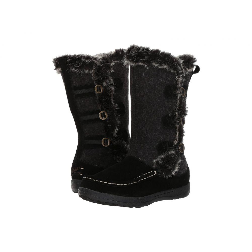 ウールリッチ Woolrich レディース シューズ・靴 ブーツ【Elk Creek II】Black/Ash