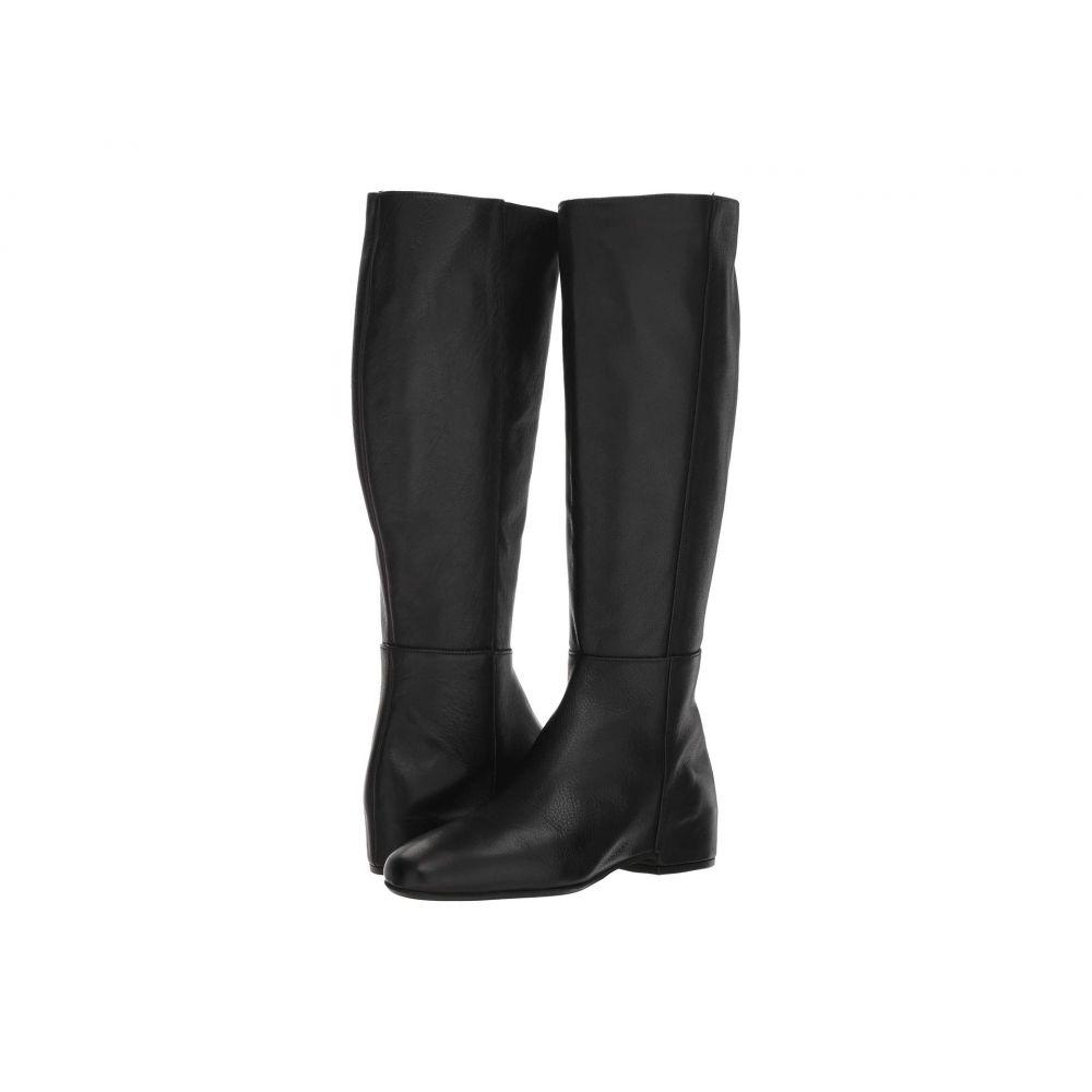 アクアタリア Aquatalia レディース シューズ・靴 ブーツ【Ursa】Black Tumbled Calf