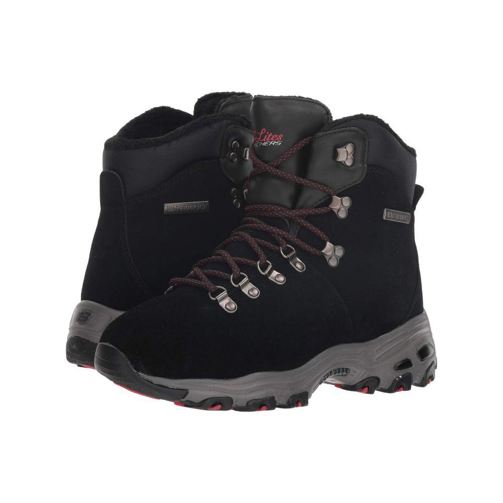 スケッチャーズ SKECHERS レディース シューズ・靴 ブーツ【D'Lites】Black