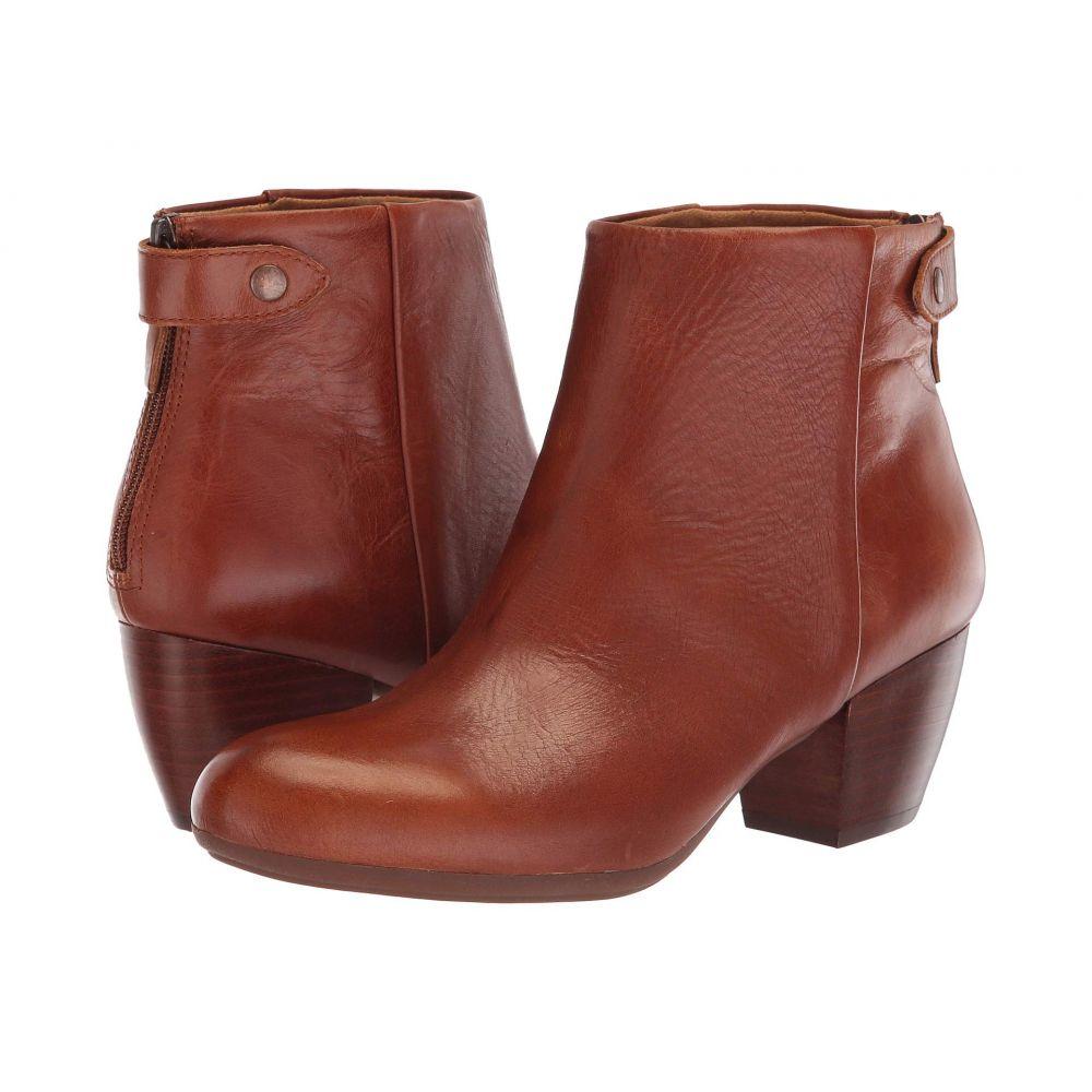 コンフォーティヴァ Comfortiva レディース シューズ・靴 ブーツ【Alandra】Luggage Montana