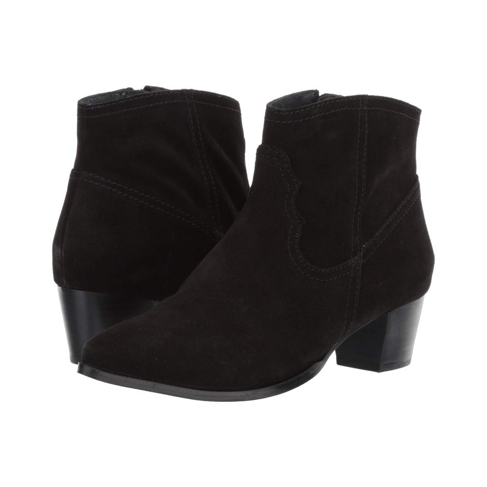 セイシェルズ Seychelles レディース シューズ・靴 ブーツ【Represent Bootie】Black Suede