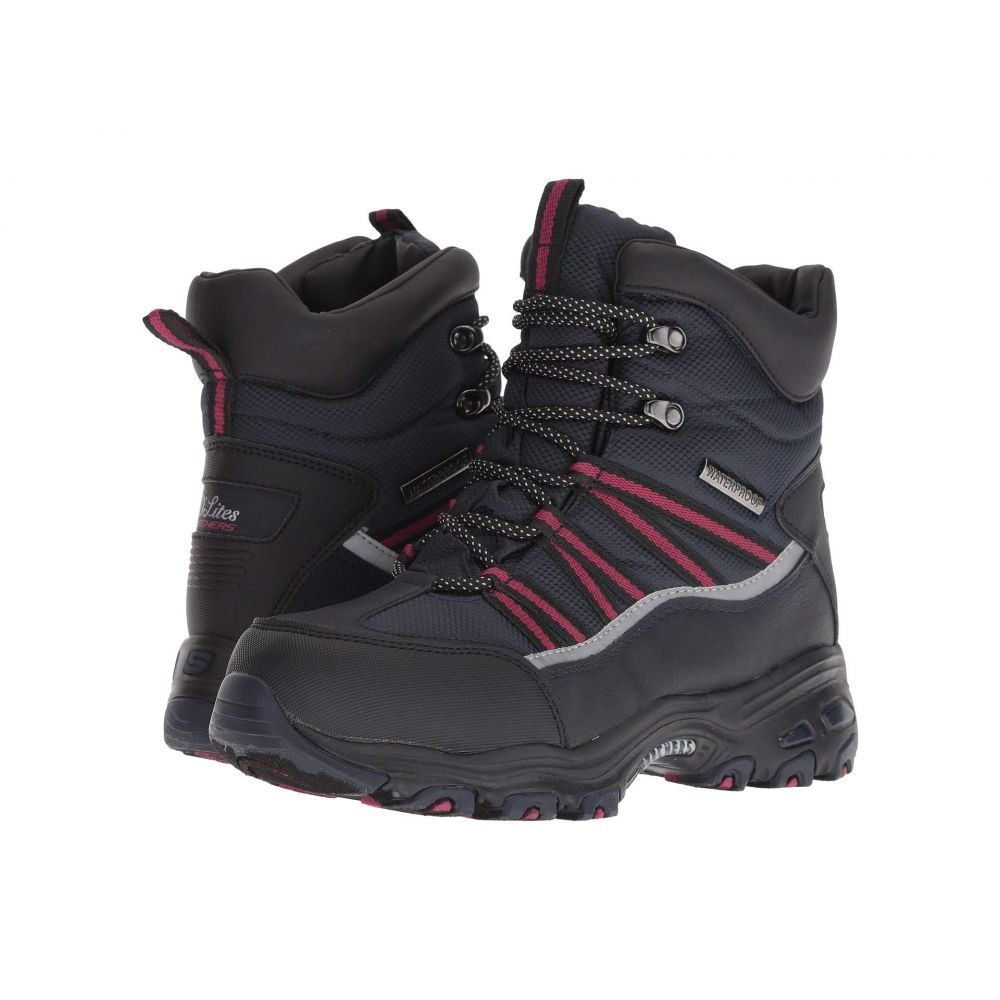 スケッチャーズ SKECHERS レディース シューズ・靴 ブーツ【D'Lites】Navy