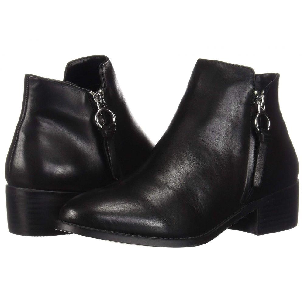 スティーブ マデン Steve Madden レディース シューズ・靴 ブーツ【Dacey Bootie】Black Leather