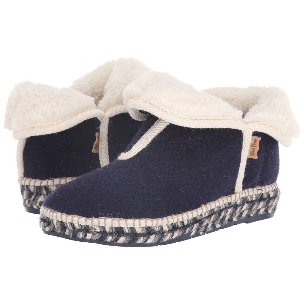トニーポンズ Toni レディース ブーツ【Moss-Fe】Navy Pons シューズ・靴