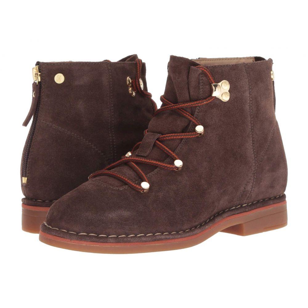 ハッシュパピー Hush Puppies レディース シューズ・靴 ブーツ【Catelyn Hiker Boot】Dark Brown Suede