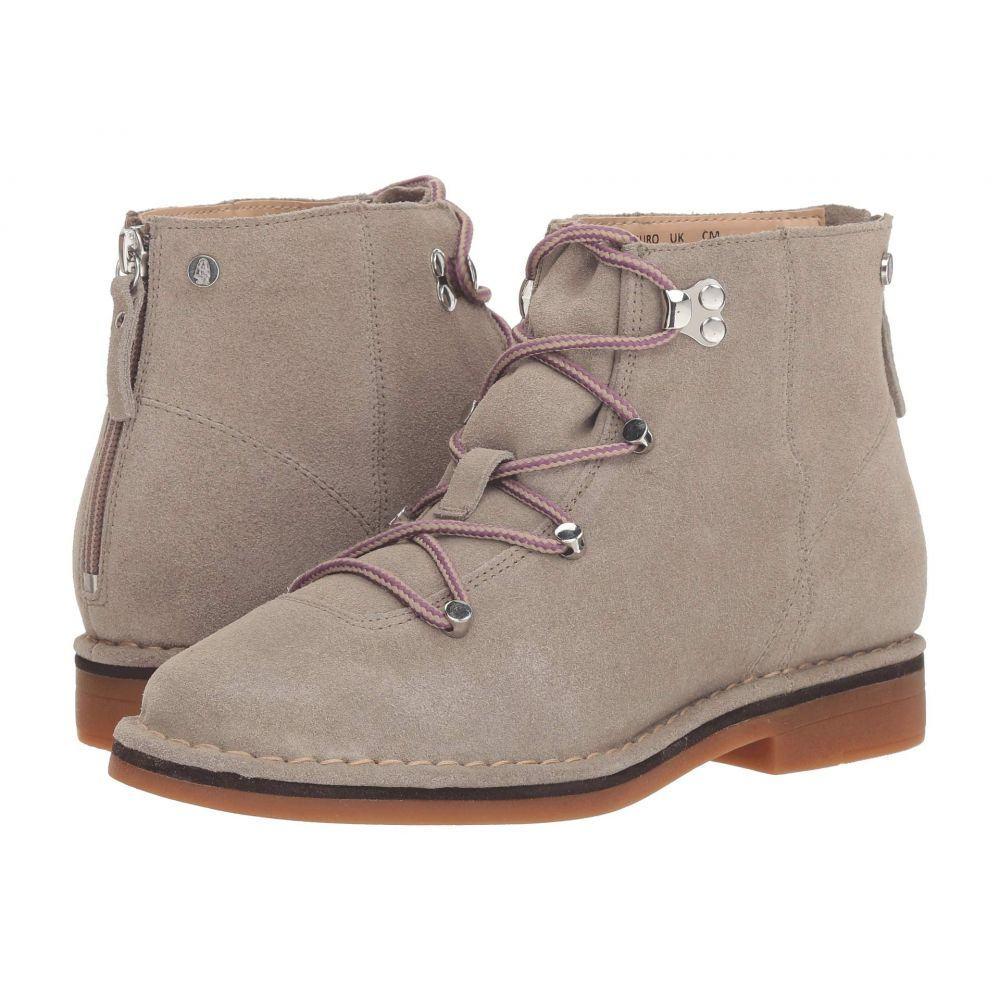 ハッシュパピー Hush Puppies レディース シューズ・靴 ブーツ【Catelyn Hiker Boot】Taupe Suede