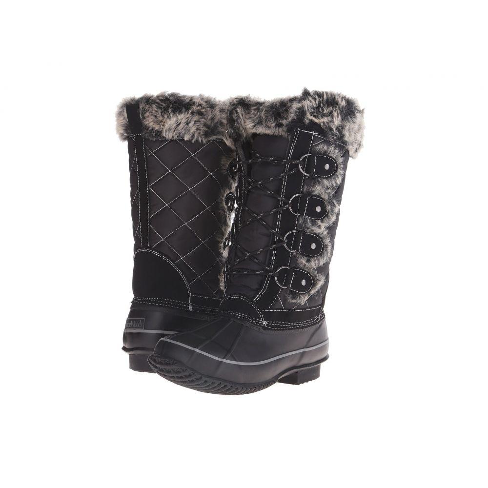 メインウッド Maine Woods レディース シューズ・靴 ブーツ【Nicole】Black