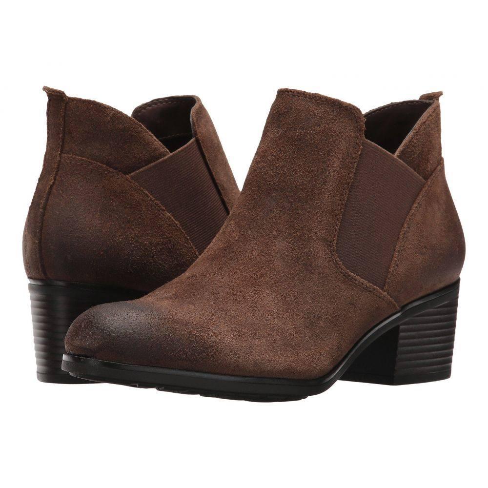 ロックポート Rockport レディース シューズ・靴 ブーツ【Danii Chelsea】Brown Suede