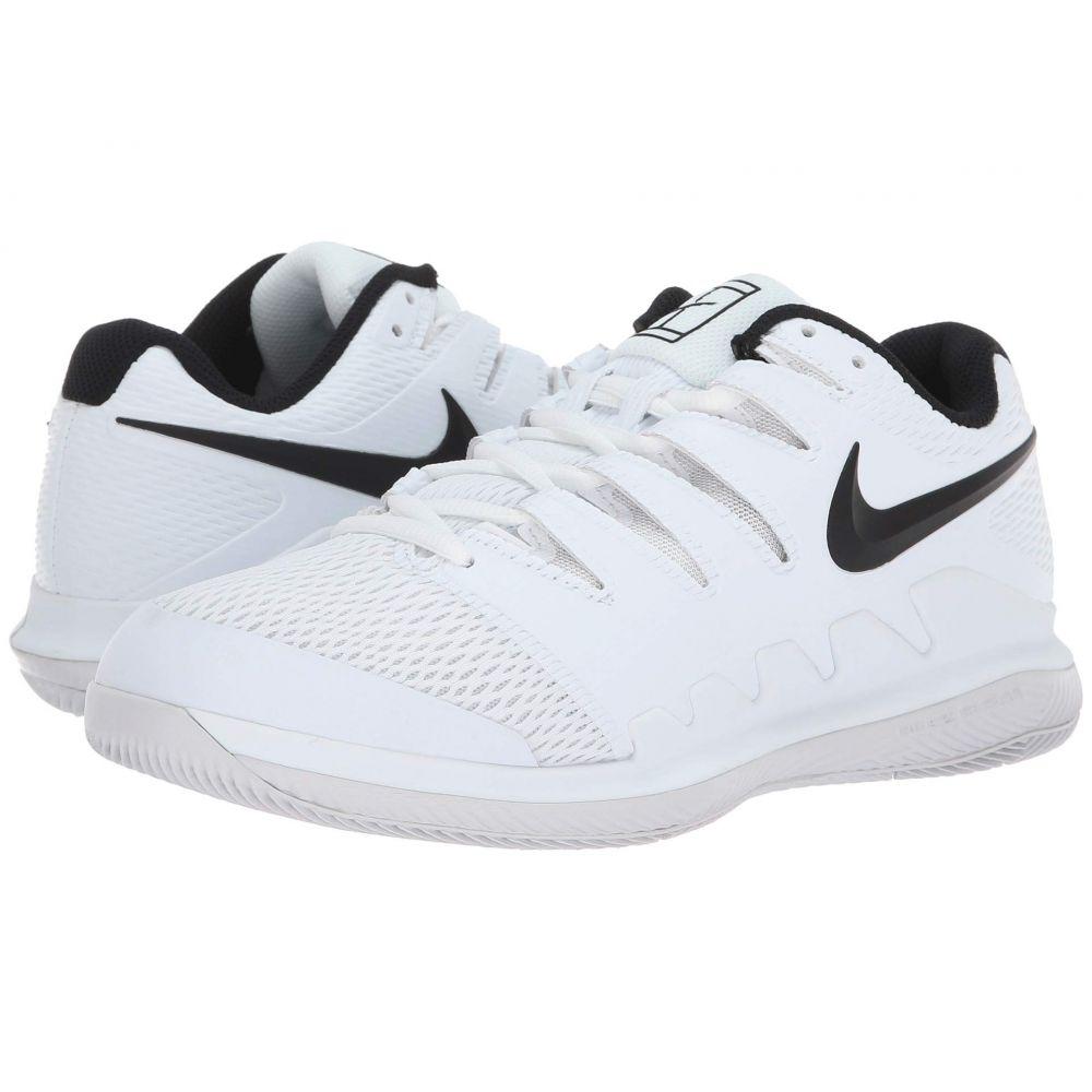 ナイキ Nike レディース テニス シューズ・靴【Air Zoom X HC Wide】White/White/Vast Grey