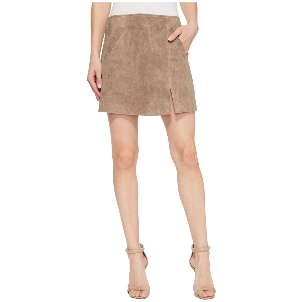 ブランクニューヨーク Blank NYC レディース スカート【Suede Skirt in Sand Stoner】Sand Stoner