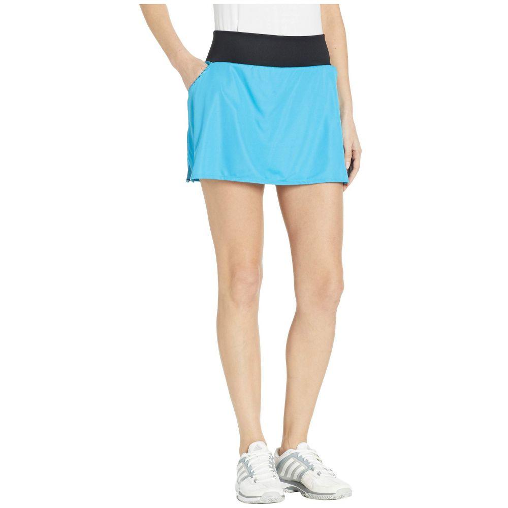 アディダス adidas レディース スカート【Club Skirt】Shock Cyan