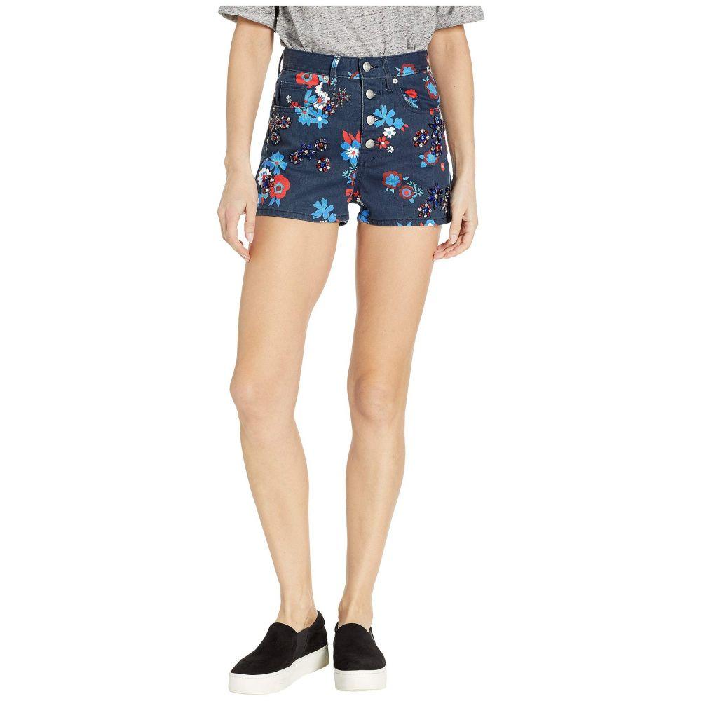 ジューシークチュール Juicy Couture Juicy レディース ボトムス・パンツ ショートパンツ Floral【Hayworth Couture Floral Embellished Denim Shorts】Regal Hayworth Floral, 金沢区:fd7c299e --- sunward.msk.ru