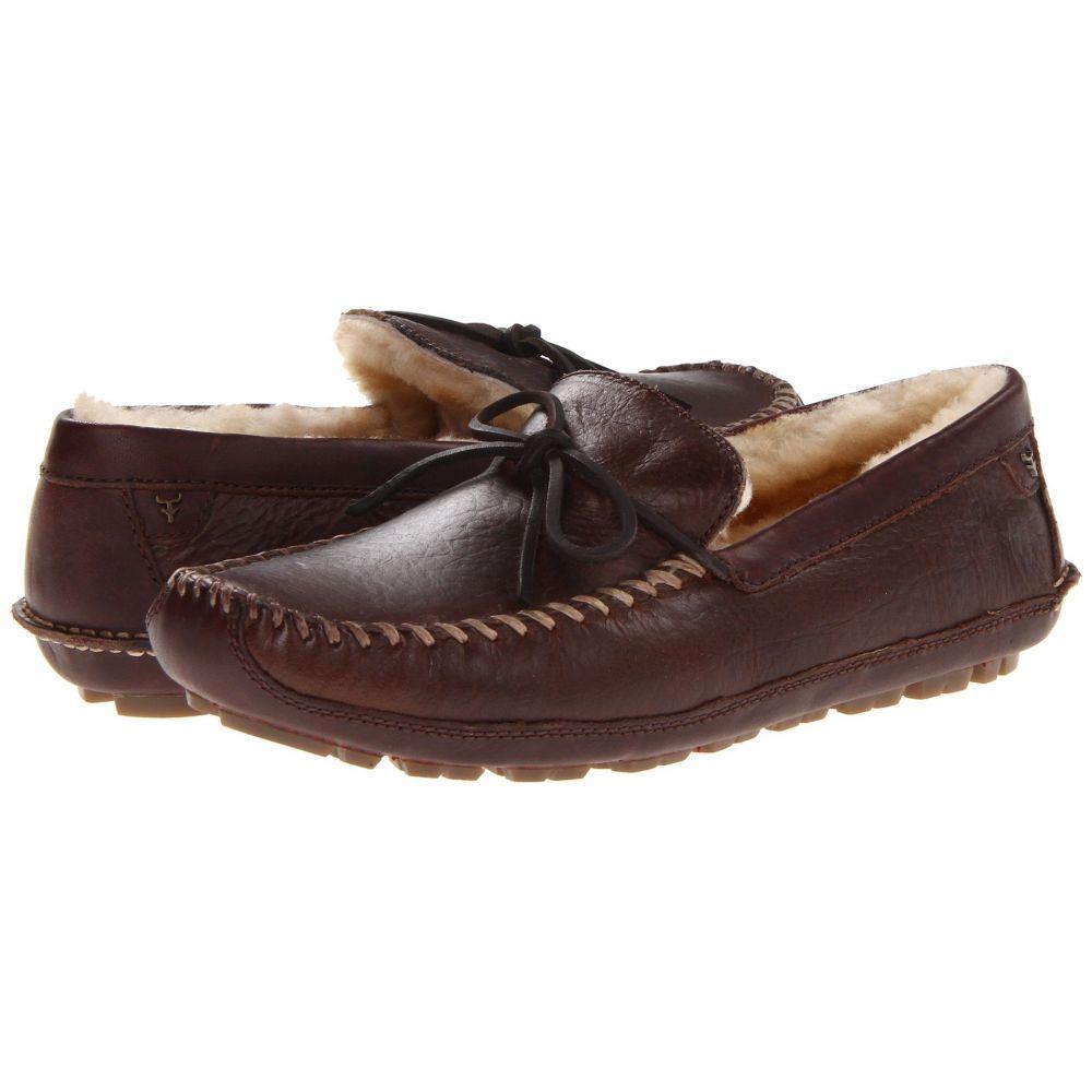 トラスク Trask メンズ シューズ・靴 スリッパ【Polson】Bourbon