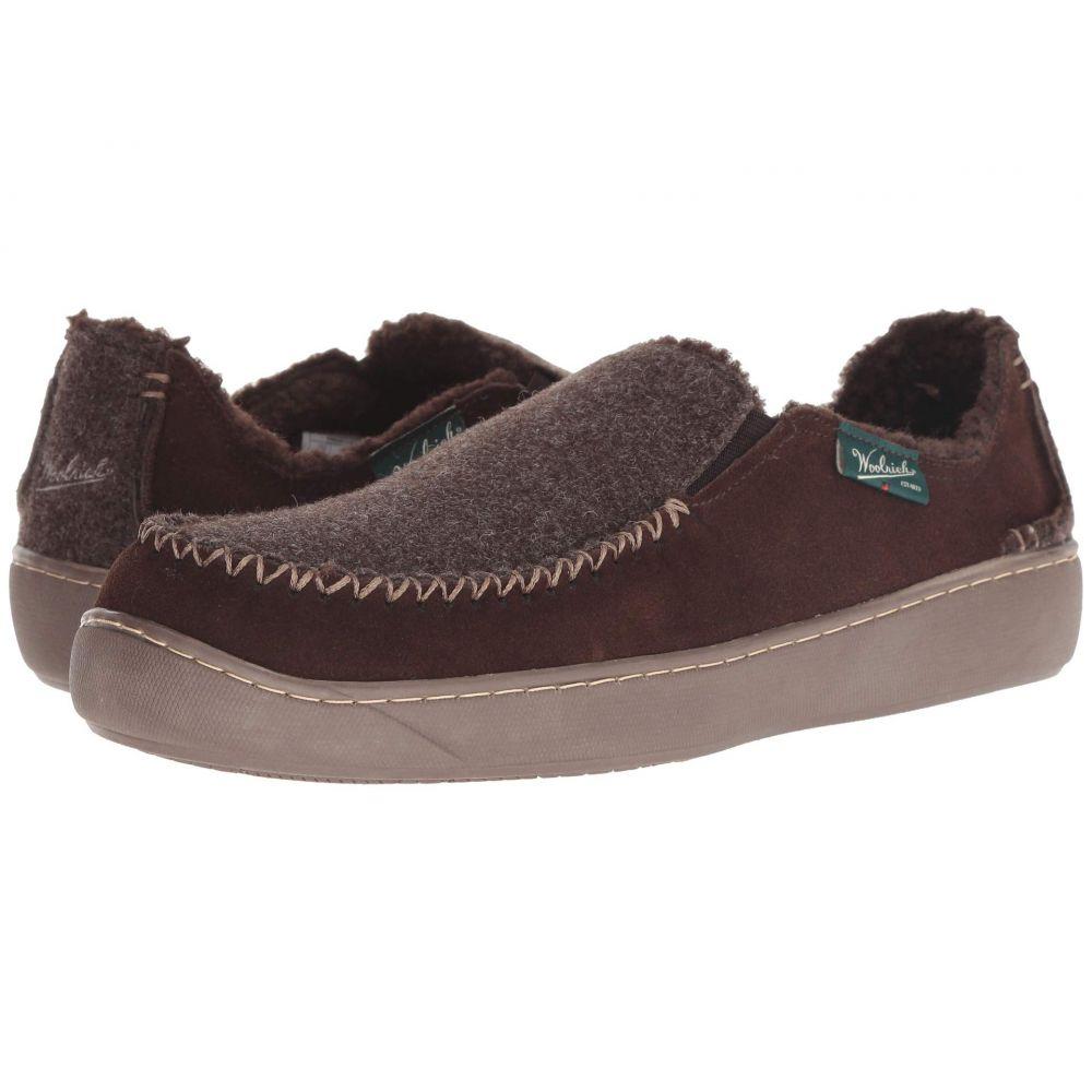 ウールリッチ Woolrich メンズ シューズ・靴 スリッパ【Boardwalk】Brown
