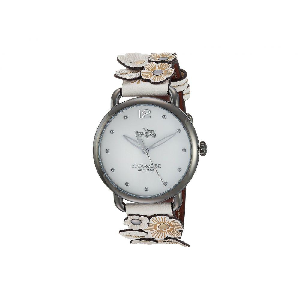 コーチ COACH レディース 腕時計【Delancey - 14502746】White