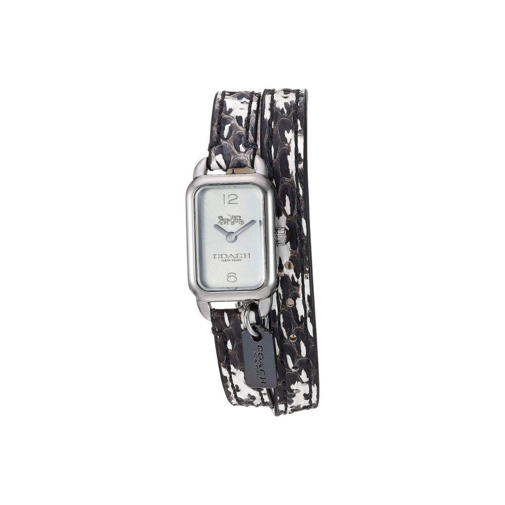 コーチ COACH レディース 腕時計【Ludlow - 14502778】Silver