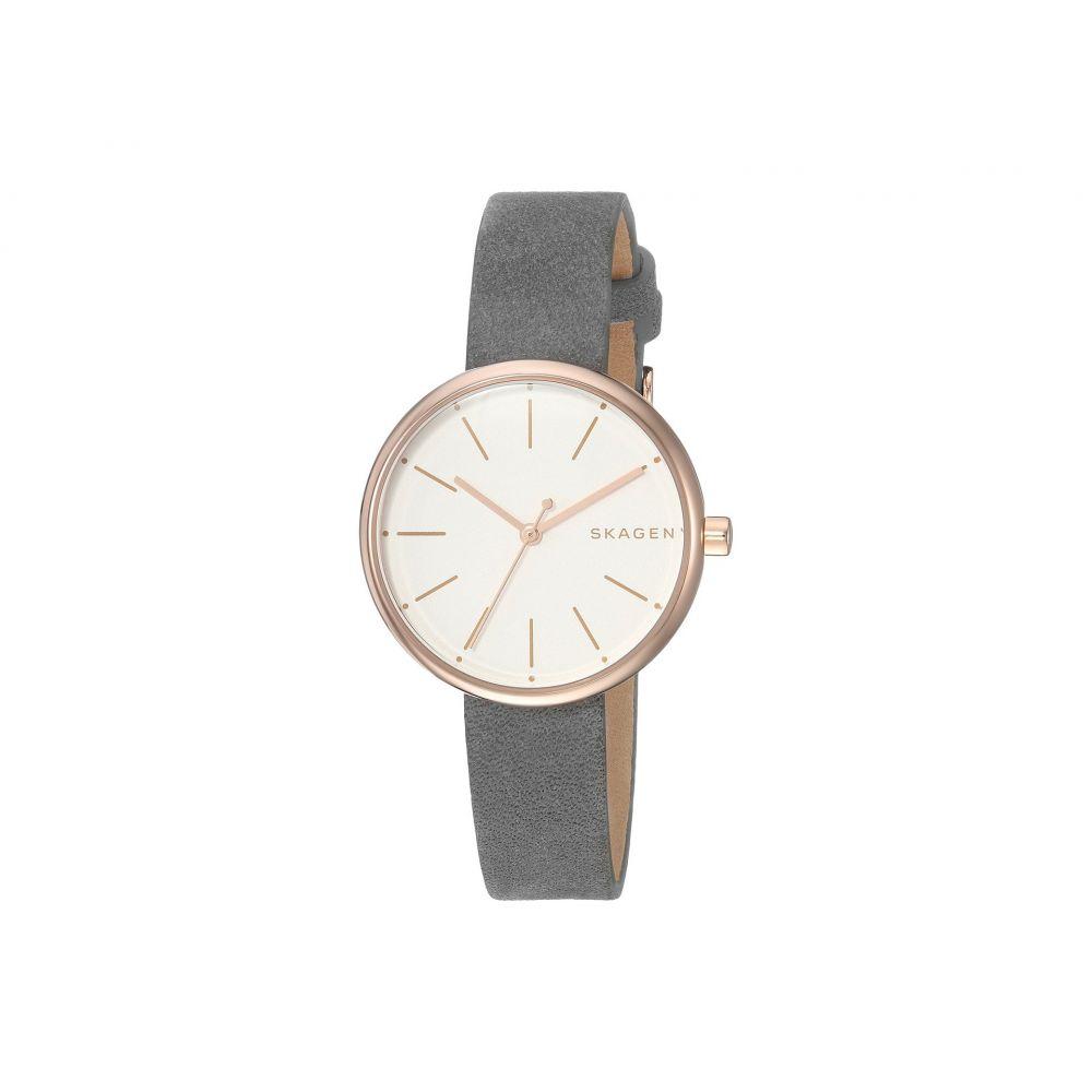 スカーゲン Skagen レディース 腕時計【Signatur - SKW2644】Gray