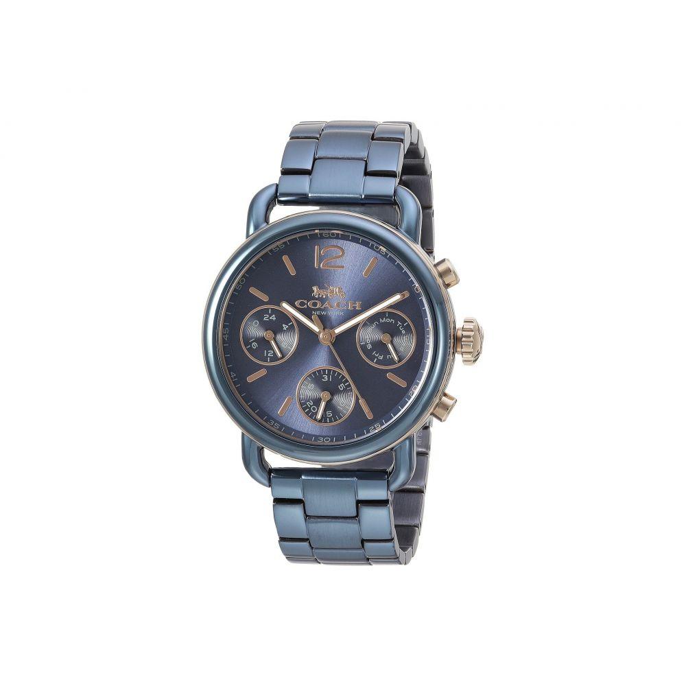 コーチ COACH レディース 腕時計【Delancey Sport - 14502842】Blue