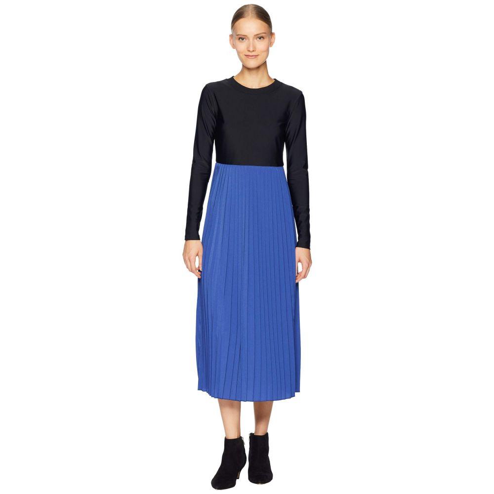 スポーツマックス Sportmax レディース ワンピース・ドレス ワンピース【Sospiro Long Sleeve Dress】Cornflower Blue