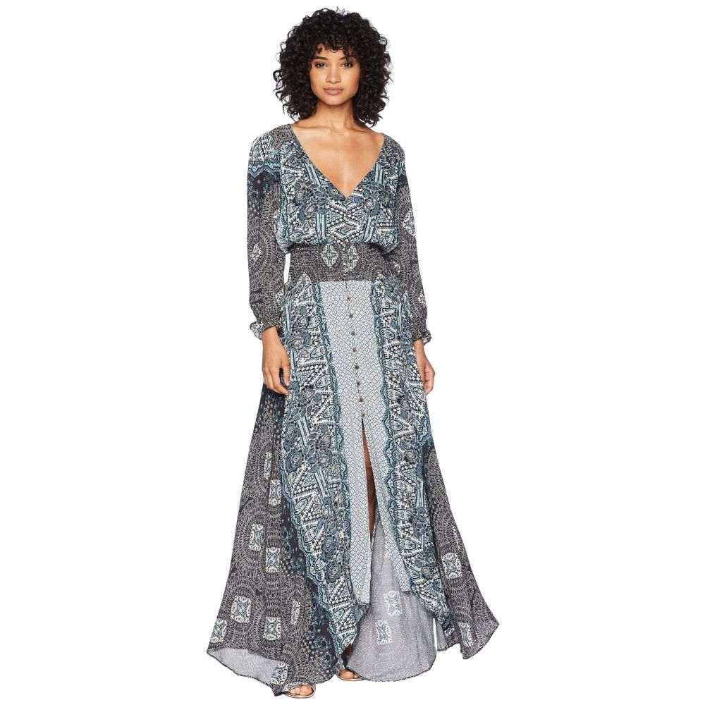フリーピープル Free People レディース ワンピース・ドレス ワンピース【Mexicali Rose Maxi Dress】Black