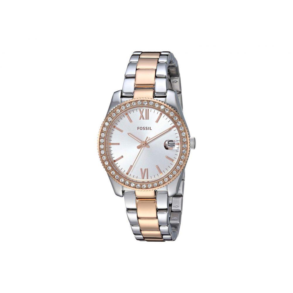 フォッシル Fossil レディース 腕時計【Scarlette - ES4372】Rose Gold
