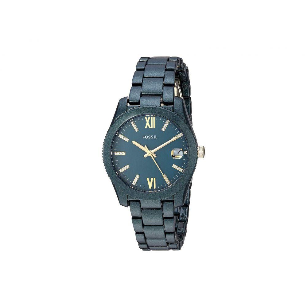 フォッシル Fossil レディース 腕時計【Scarlette - ES4408】Green