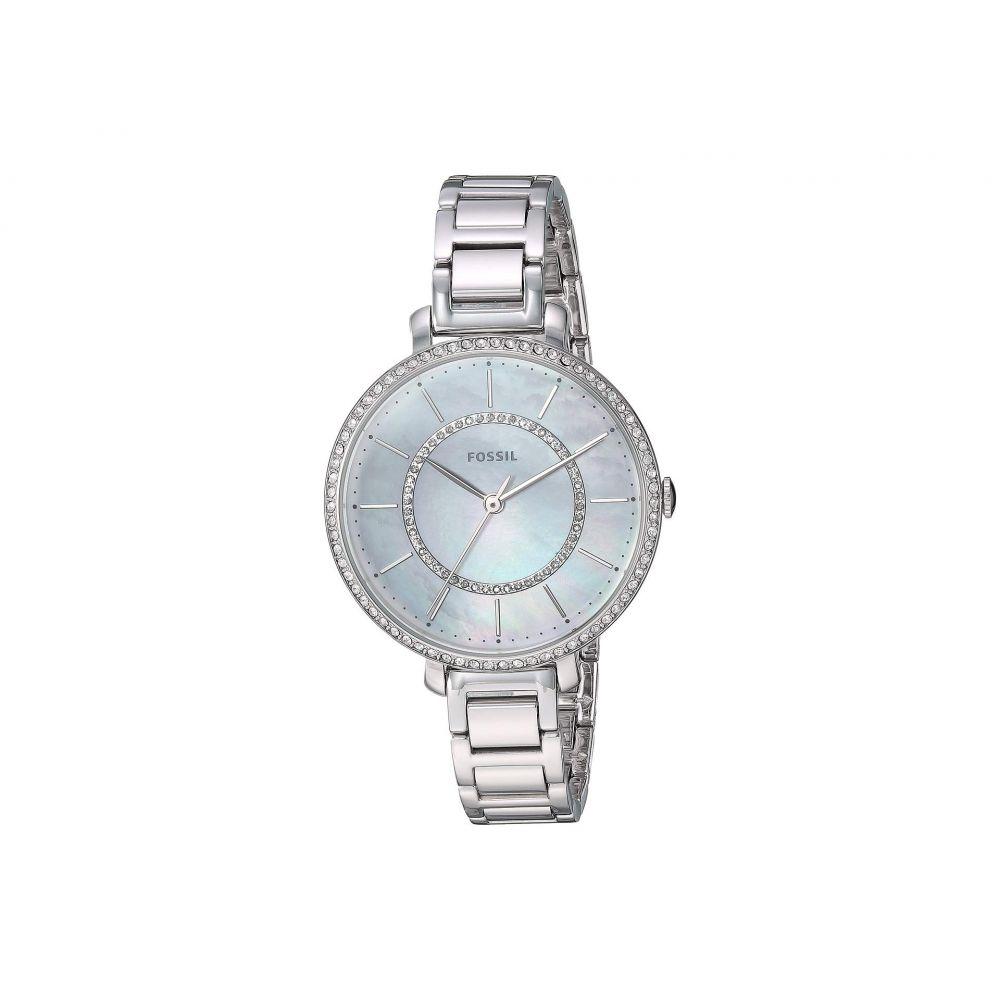 フォッシル Fossil レディース 腕時計【Jocelyn - ES4451】Silver