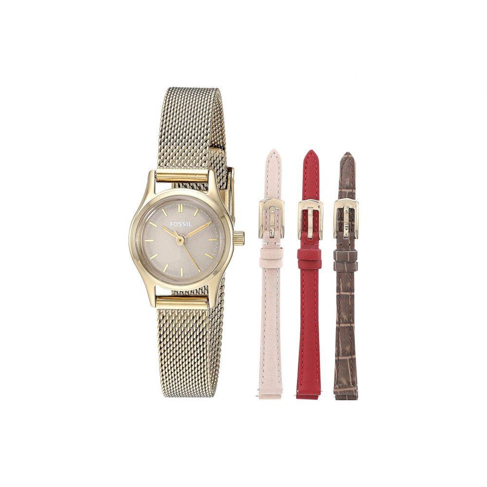 フォッシル Fossil レディース 腕時計【Estate Mini Watch Set - LE1050】Gold