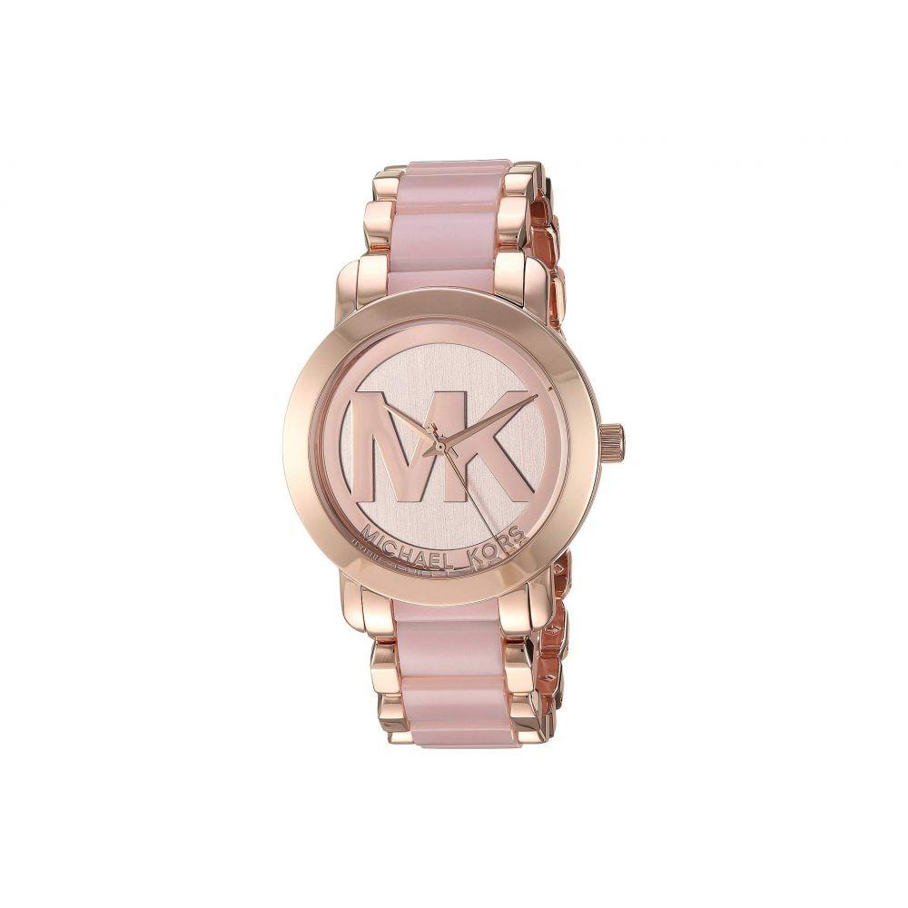 マイケル コース Michael Kors レディース 腕時計【MK4324 - Neely】Rose/Rose Gold