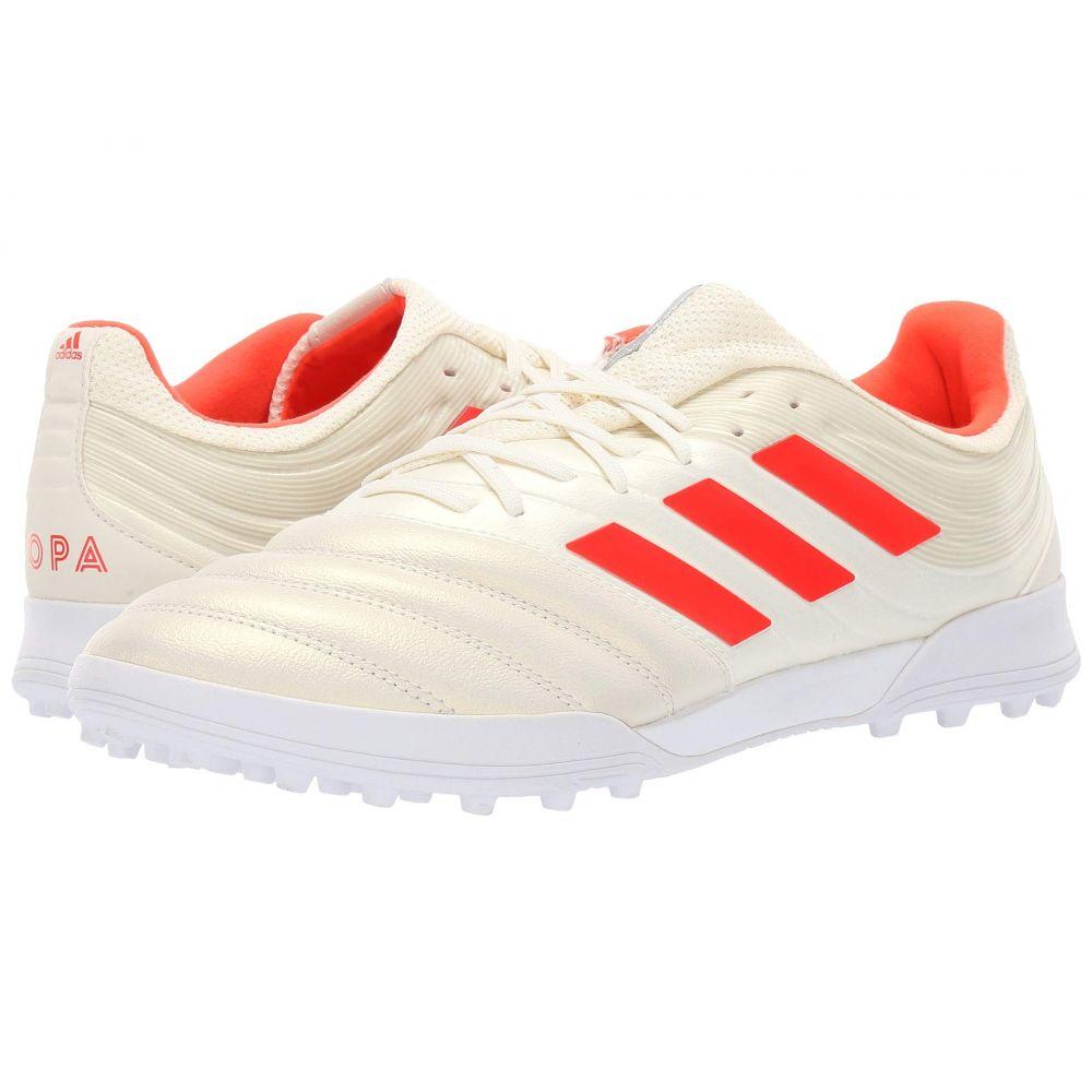 アディダス adidas メンズ シューズ・靴【Copa 19.3 TF】Off-White/Solar Red/Footwear White
