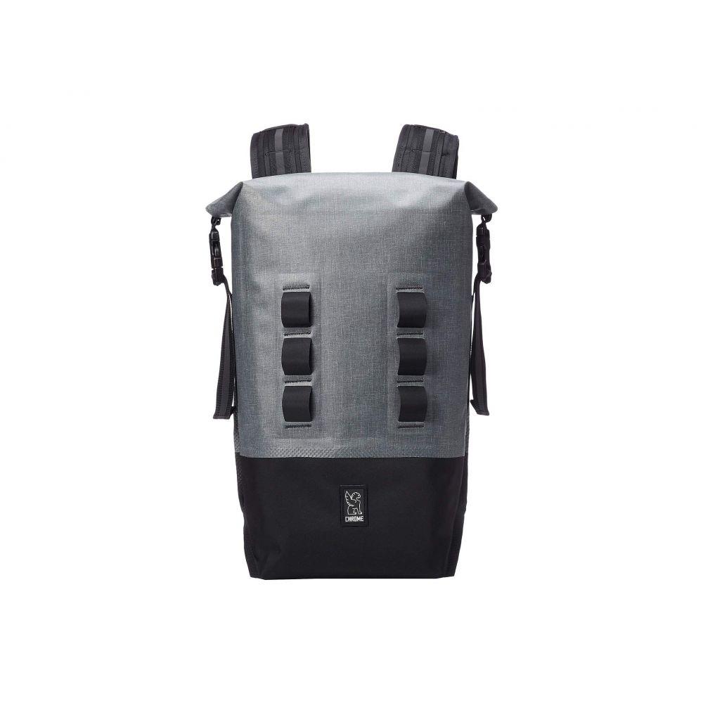 クローム インダストリーズ Chrome メンズ バッグ バックパック・リュック【Urban Ex Rolltop 18L】Grey/Black