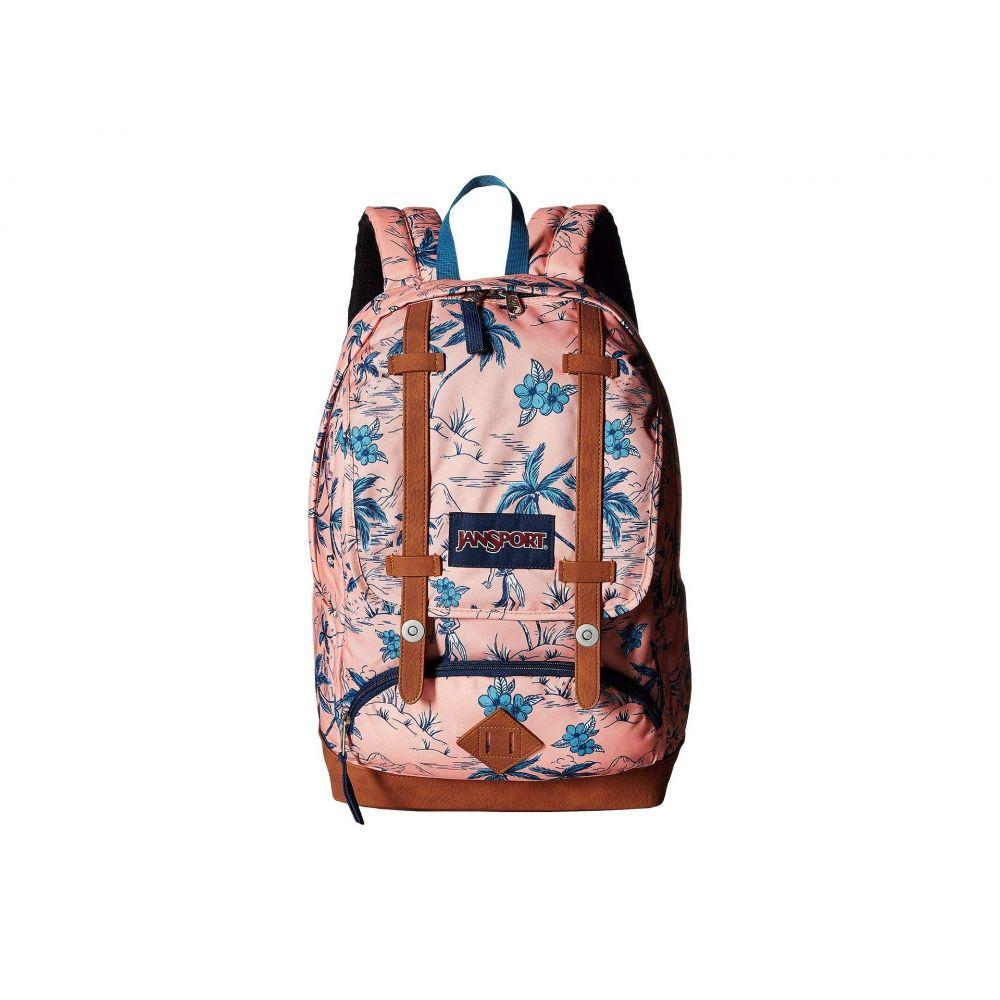 ジャンスポーツ JanSport メンズ バッグ バックパック・リュック【Cortlandt Backpack】South Pacific