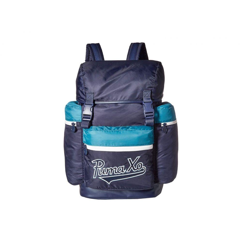 プーマ PUMA メンズ バッグ バックパック・リュック【x XO Homage Backpack】Peacoat/Dragonfly/White