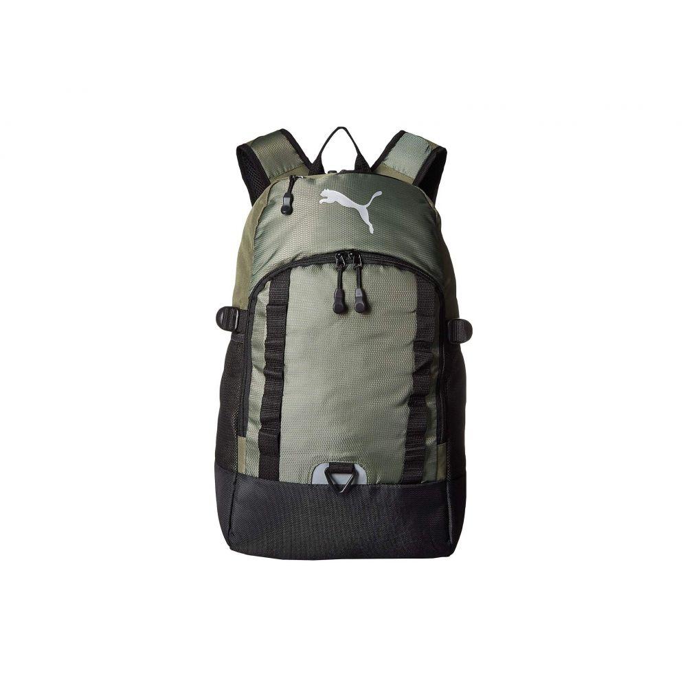 プーマ PUMA メンズ バッグ バックパック・リュック【Fraction Backpack】Olive