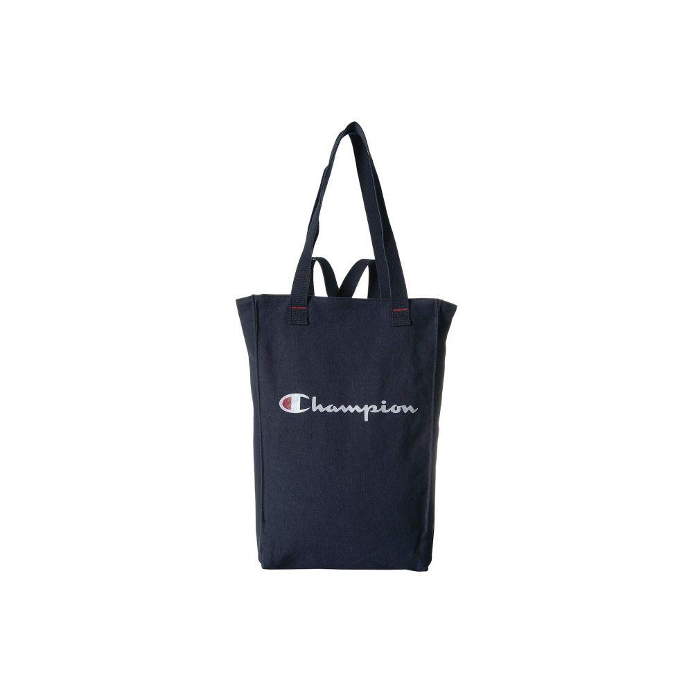 チャンピオン Champion メンズ バッグ バックパック・リュック【The Shuffle Convertible Tote Backpack】Navy