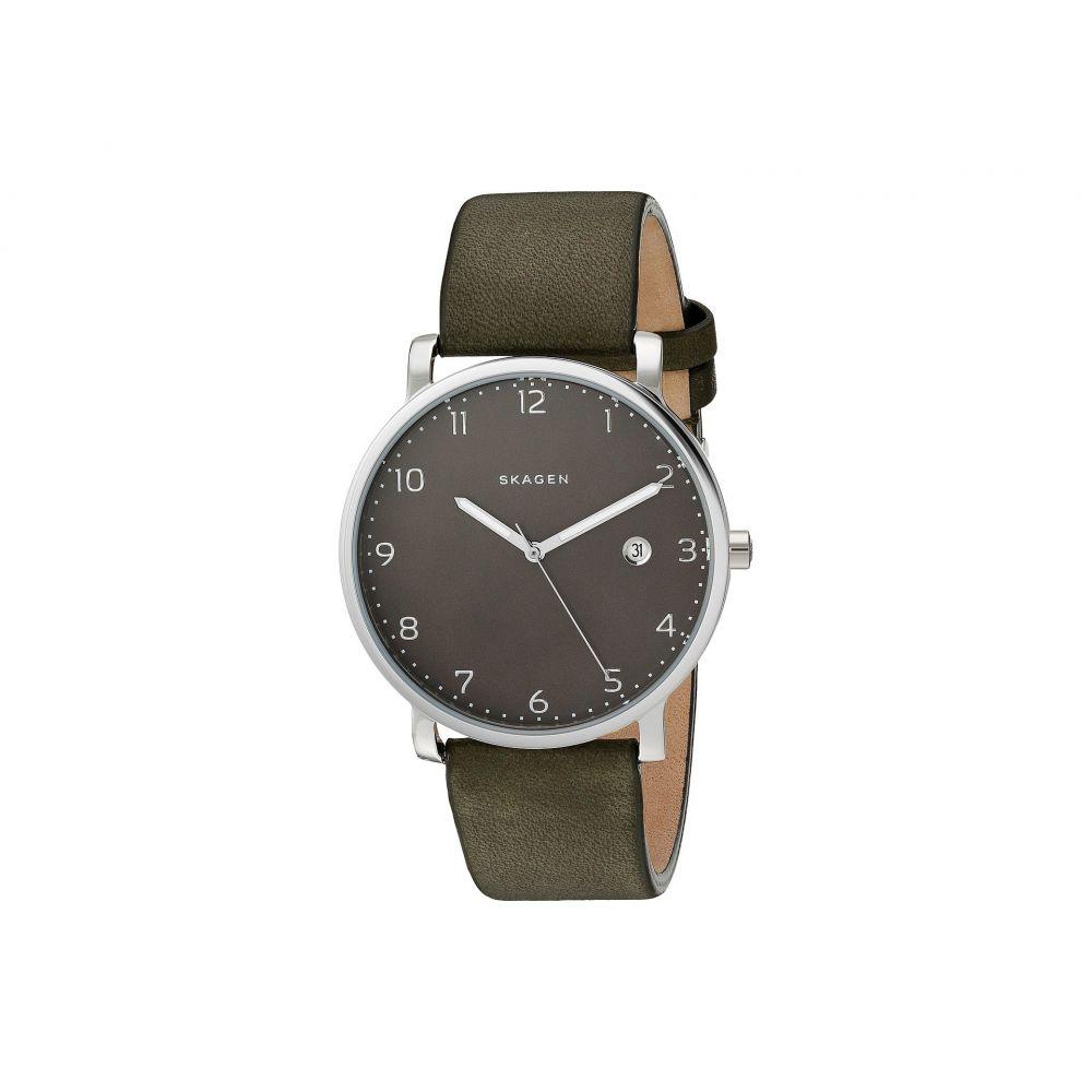 スカーゲン Skagen メンズ 腕時計【Hagen SKW6306】Green/Stainless Steel