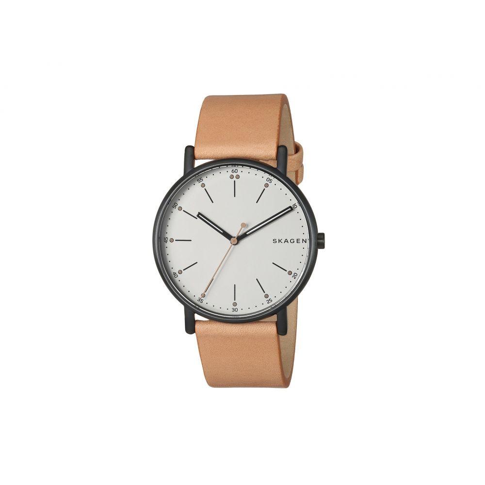 スカーゲン Skagen メンズ 腕時計【Signatur - SKW6352】Brown