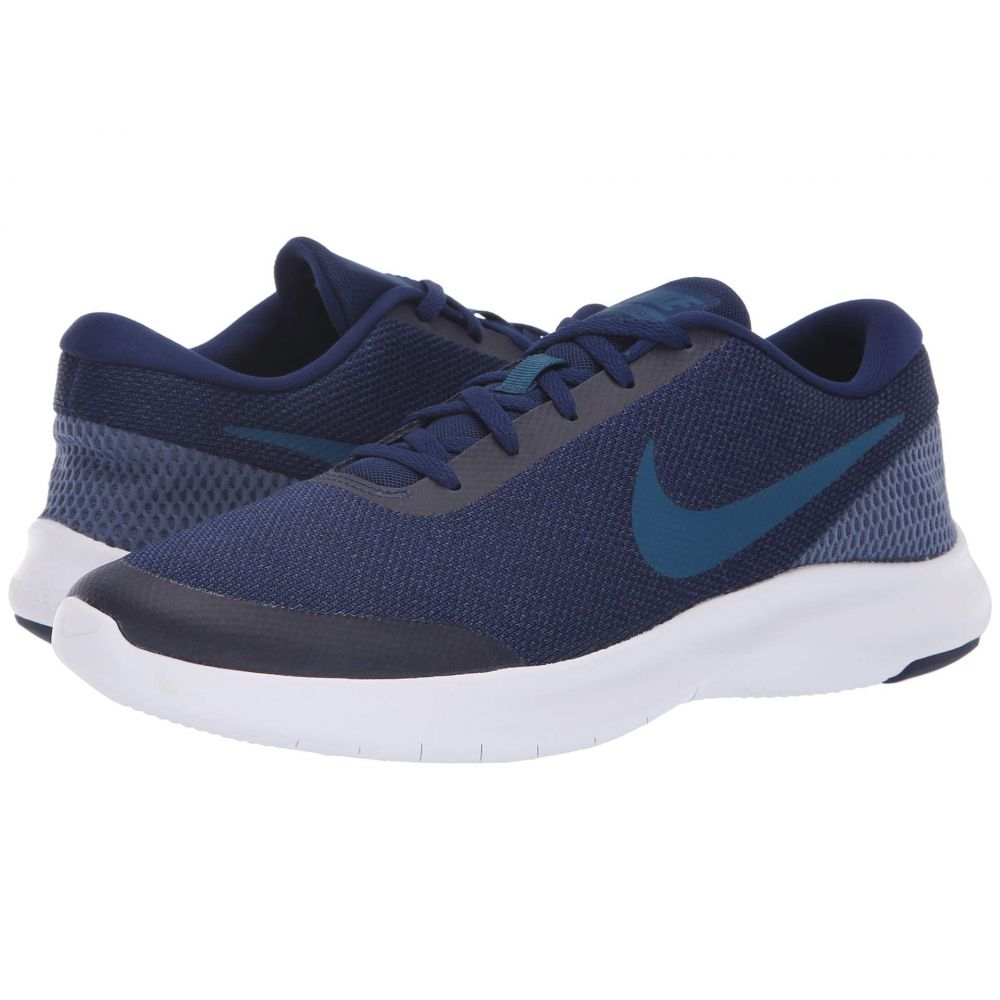 ナイキ Nike メンズ ランニング・ウォーキング シューズ・靴【Flex Experience RN 7】Blue Void/Blue Force/Diffused Blue/White