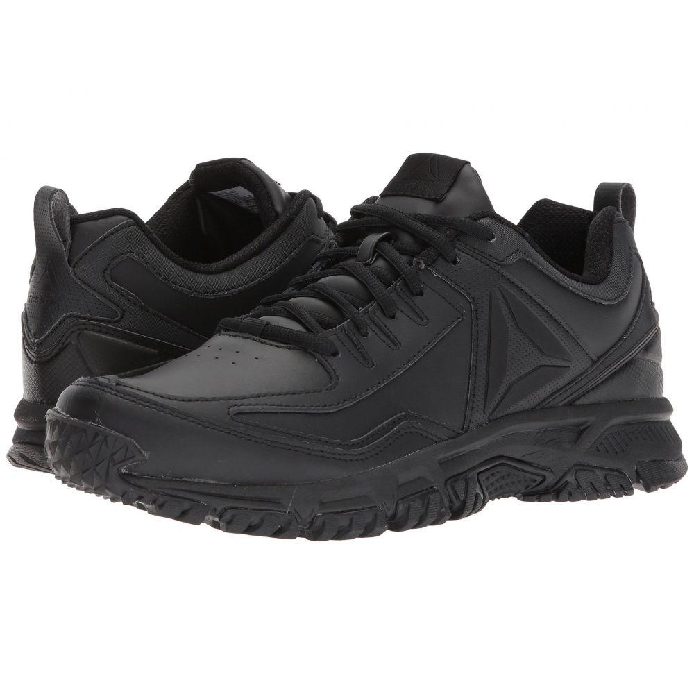 リーボック Reebok メンズ ランニング・ウォーキング シューズ・靴【Ridgerider Leather】Black/Black/Black