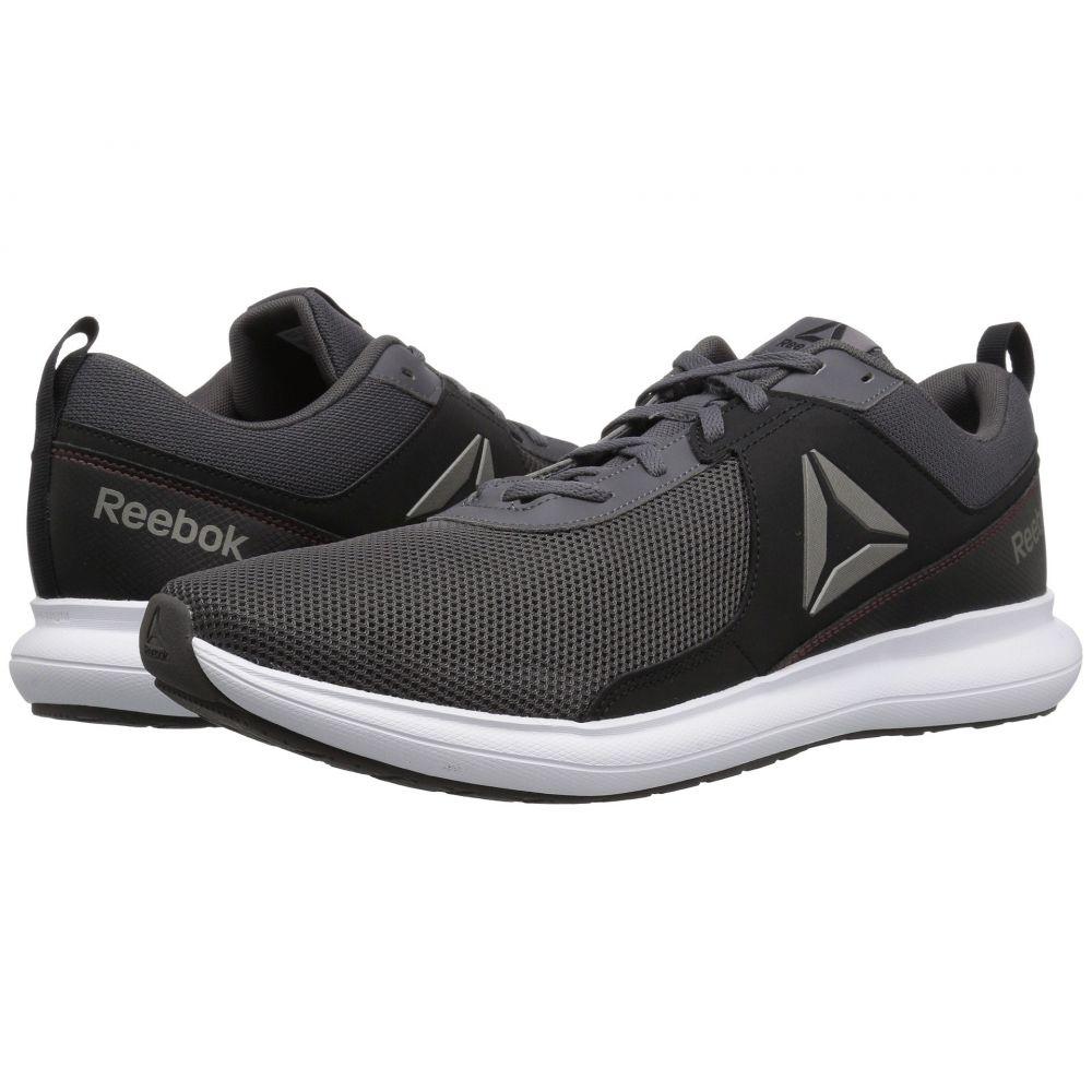 リーボック Reebok メンズ ランニング・ウォーキング シューズ・靴【Driftium Run】Ash Grey/Black/Primal Red/Pewter/White