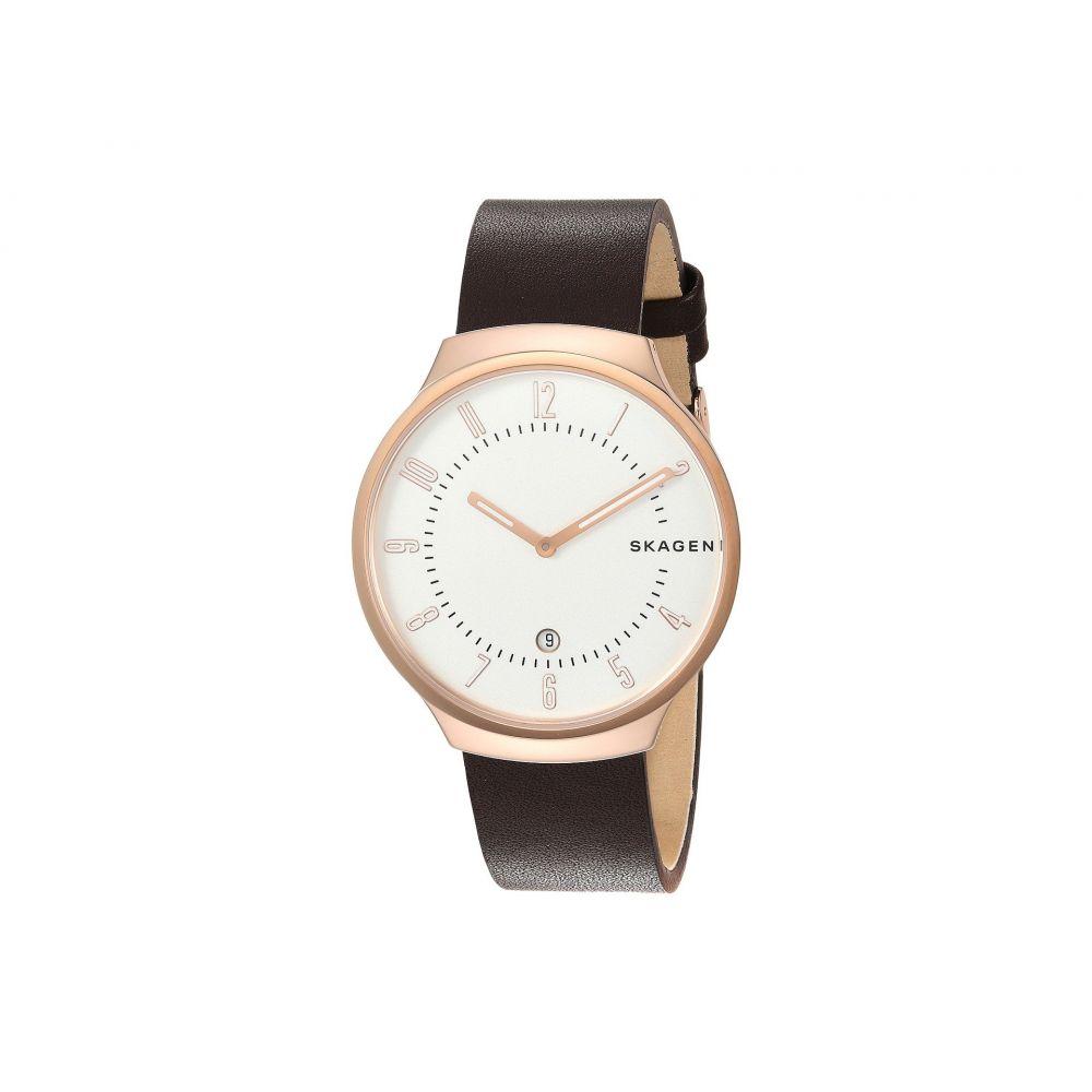 スカーゲン Skagen メンズ 腕時計【Grenen - SKW6458】Brown