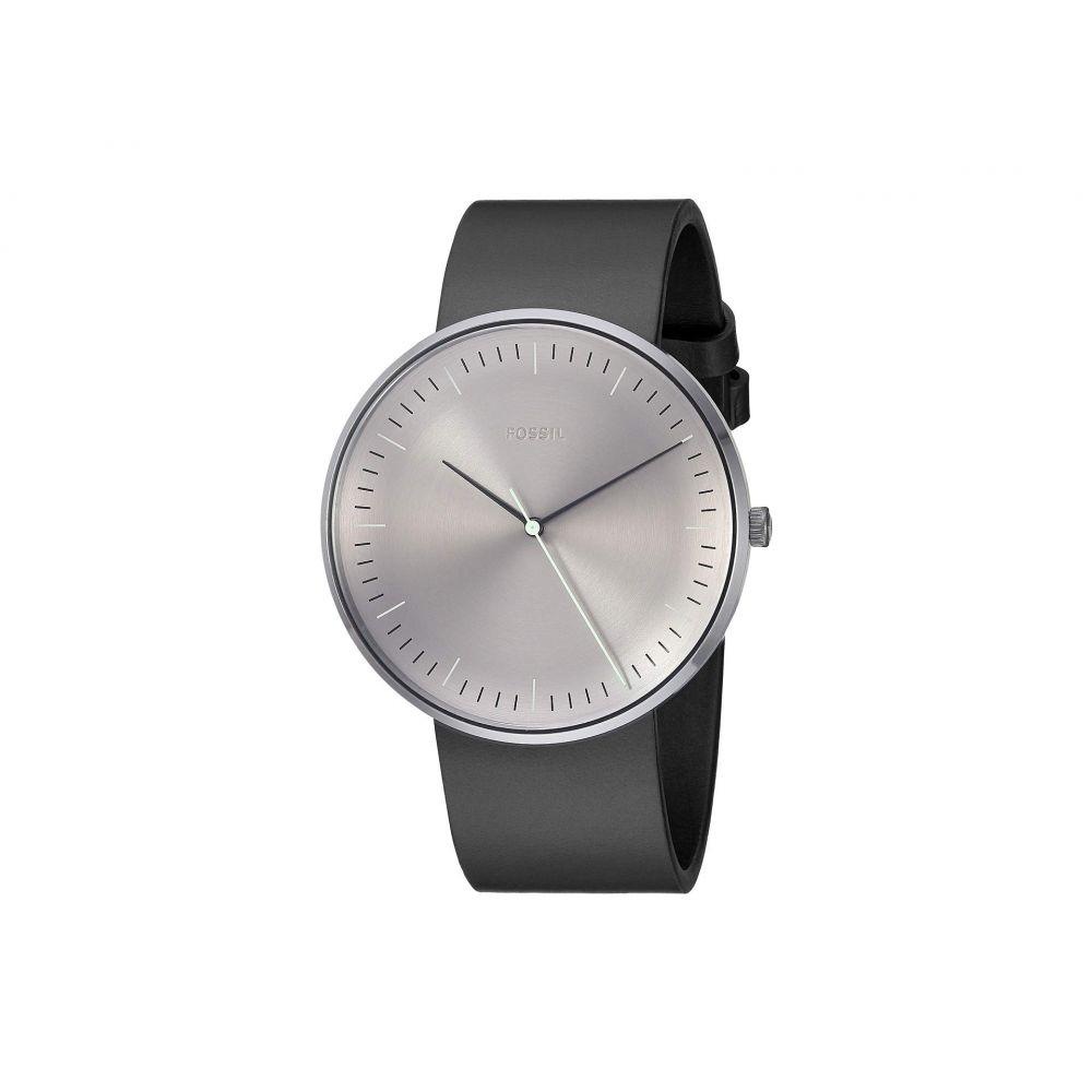 フォッシル Fossil メンズ 腕時計【The Essentialist - FS5483】Black
