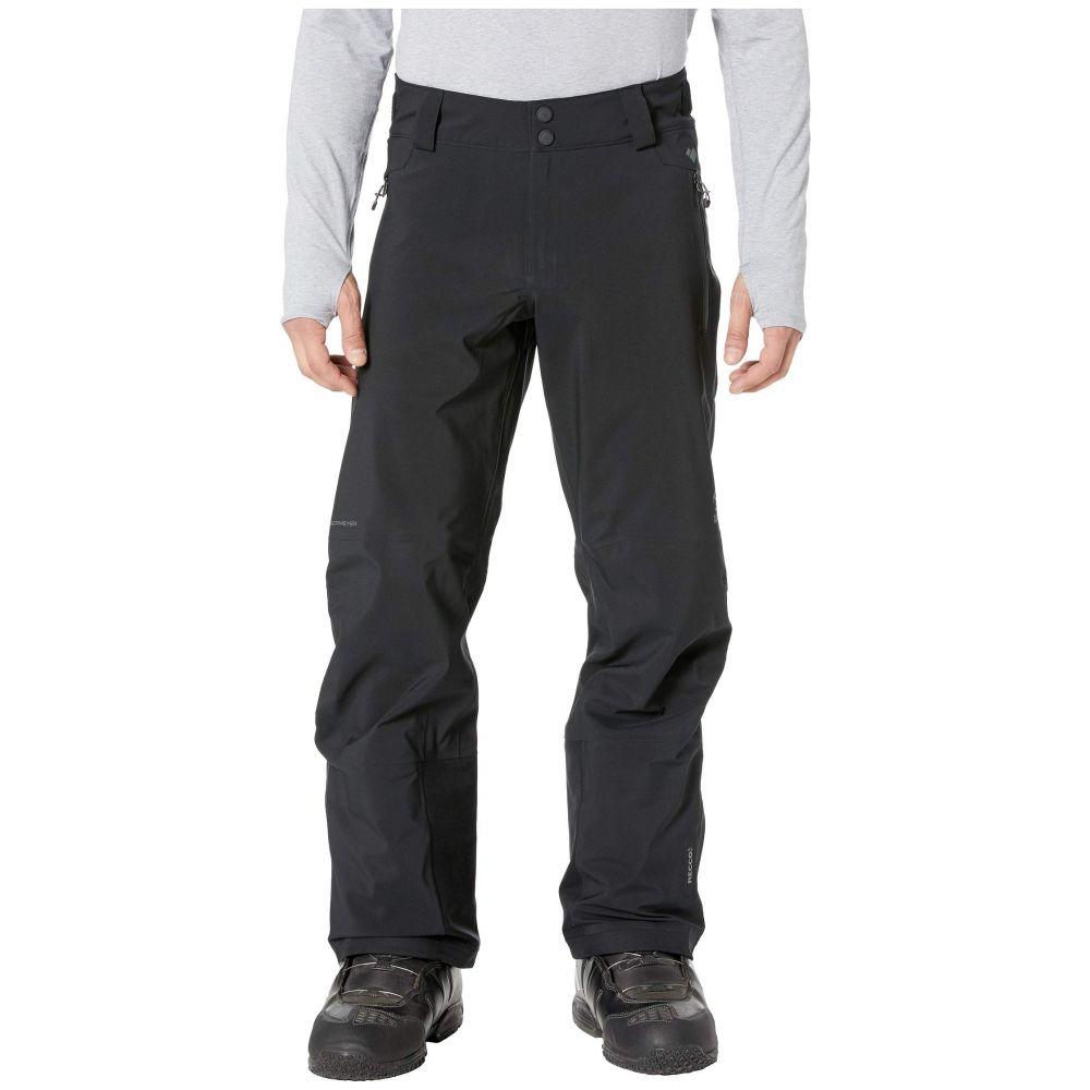 オバマイヤー Obermeyer メンズ スキー・スノーボード ボトムス・パンツ【Foracker Shell Pants】Black