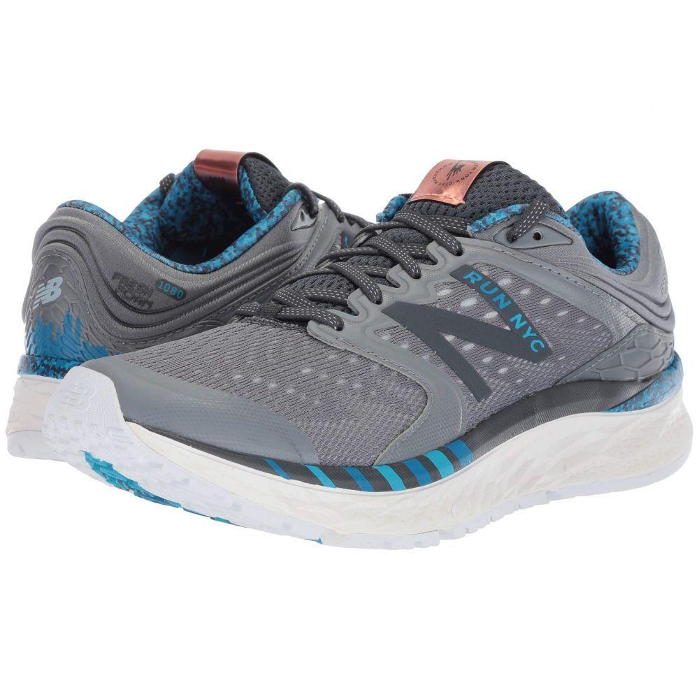 ニューバランス New Balance メンズ ランニング・ウォーキング シューズ・靴【NYC Marathon 1080v8】Black/Copper