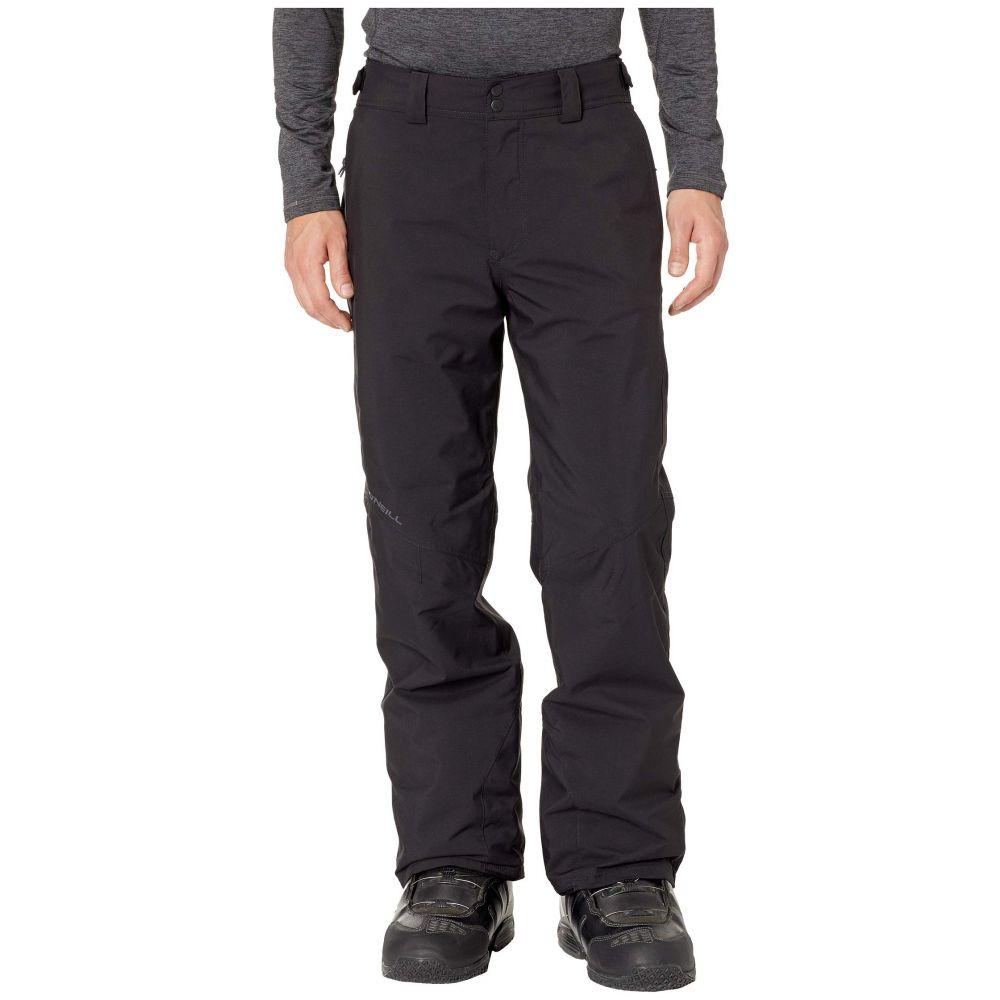 オニール O'Neill メンズ スキー・スノーボード ボトムス・パンツ【Hammer Pants Insulated】Black Out