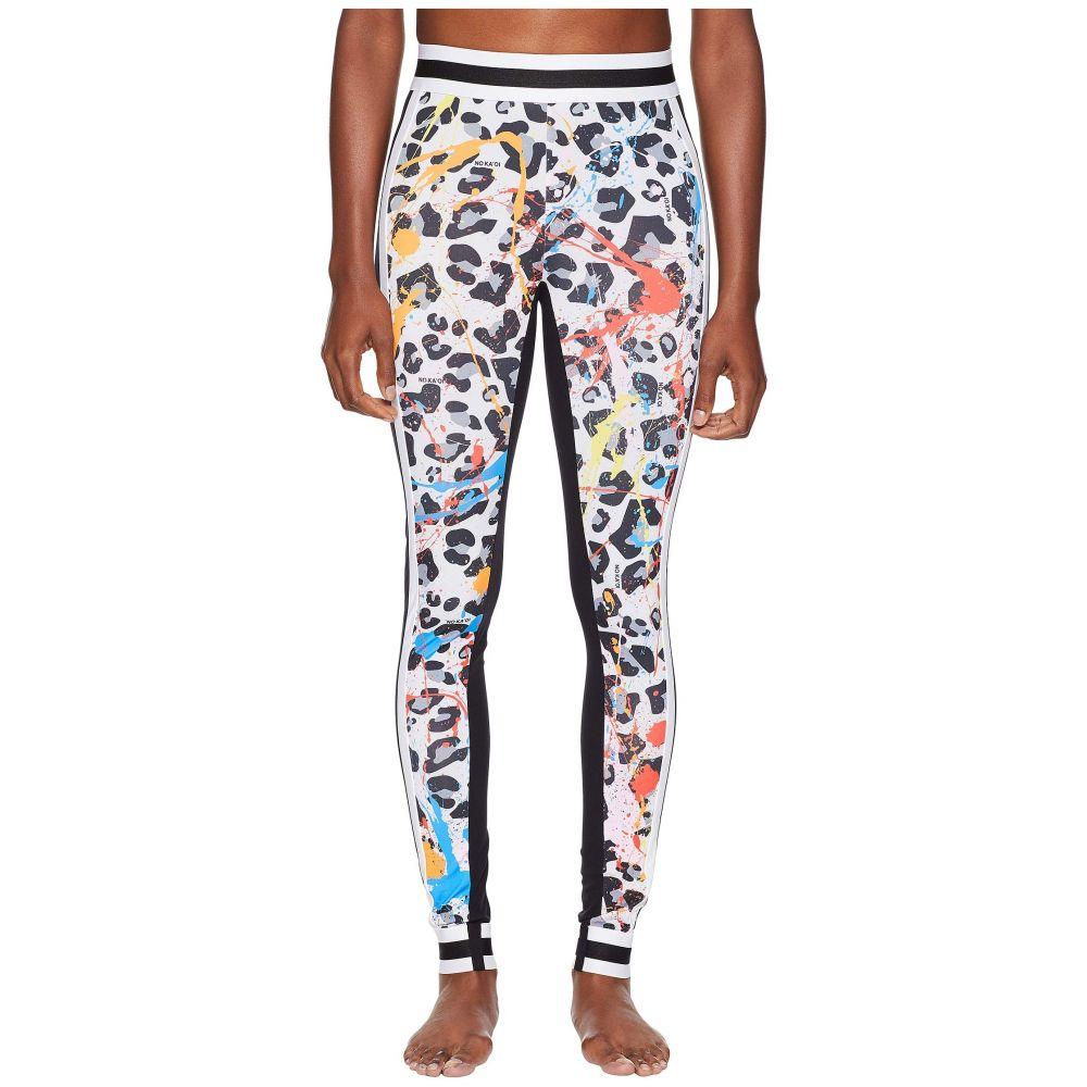 ノカオイ NO KA'OI レディース インナー・下着 スパッツ・レギンス【Leopaki Kalia Leggings】Print Multicolor/Leopard