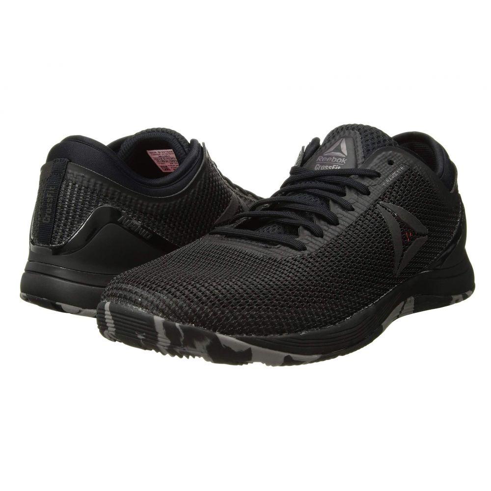 リーボック Reebok メンズ シューズ・靴【CrossFit Nano 8.0】Black/Shark/Atomic Red