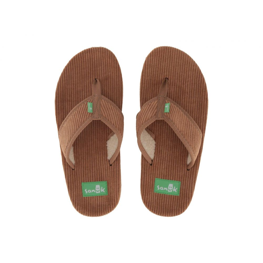 サヌーク Sanuk レディース シューズ・靴 ビーチサンダル【Furreal Classic Cord】Tan