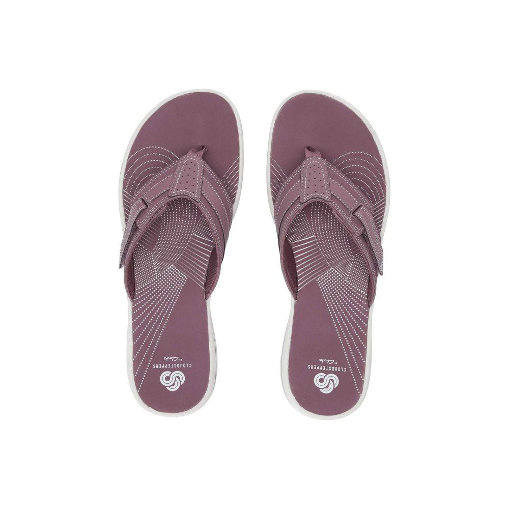クラークス Clarks レディース シューズ・靴 ビーチサンダル【Brinkley Reef】Purple